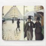 Paris, on a Rainy Day Mouse Pad