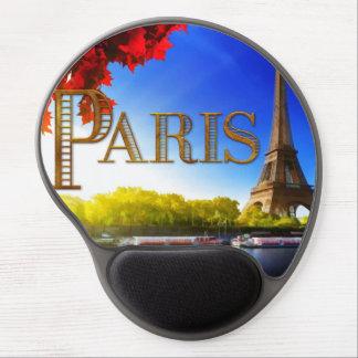 Paris on the Seine Gel Mouse Mat
