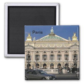 París - Op�ra nacional - Imán Cuadrado