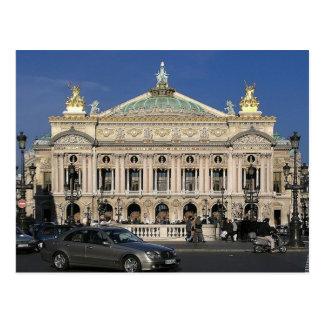 Paris - Op�ra national - Carte Postale