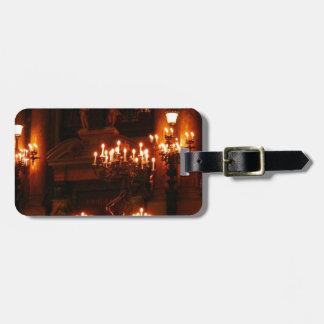 Paris Opera House / Palais Garnier Bag Tag
