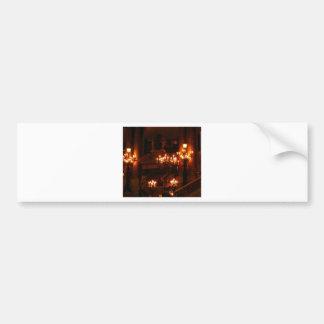 Paris Opera House / Palais Garnier Bumper Sticker