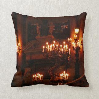 Paris Opera House / Palais Garnier Throw Pillows