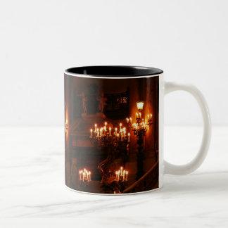 Paris Opera House / Palais Garnier Two-Tone Coffee Mug