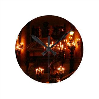 Paris Opera House Palais Garnier Wall Clock