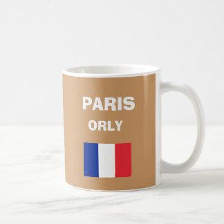 Paris* Orly CDG Airport Mug