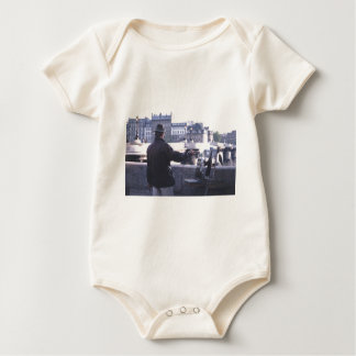Paris Painter Inspiration Surrealists .jpg Baby Bodysuit
