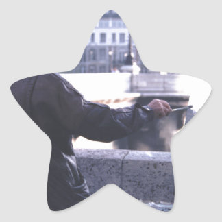 Paris Painter Inspiration Surrealists .jpg Star Sticker