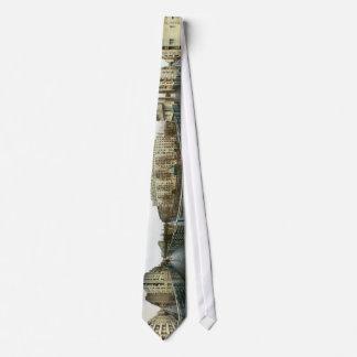 Paris Panorama Tie
