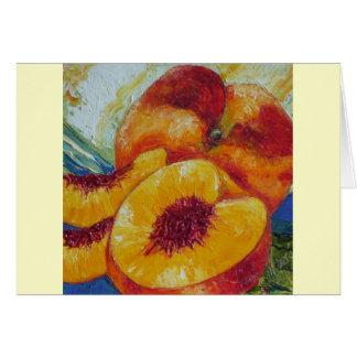 Paris' Peach Card