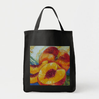 Paris' Peach Tote Bag