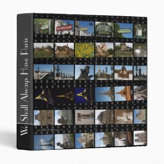 "Paris Photo Binder 1"""