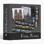 "Paris Photo Binder 1.5"""