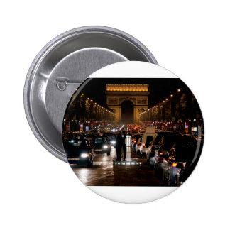 París Pin Redondo 5 Cm