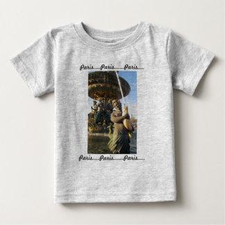 Paris - Place de la Concorde Baby T-Shirt