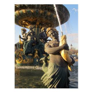 Paris - Place de la Concorde Post Cards