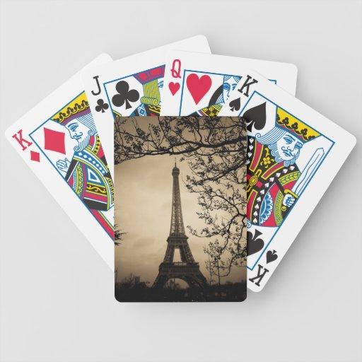 Paris Poker Cards