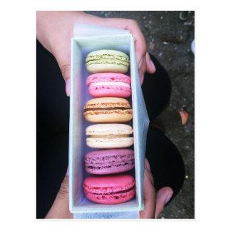 Paris: Polly want a cookie? Postcard