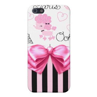 Paris Poodles iPhone SE/5/5s Case