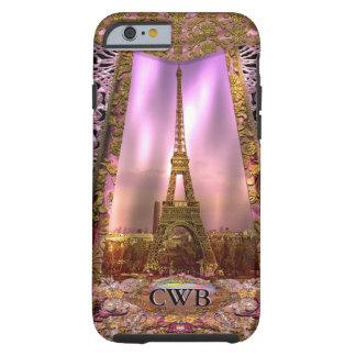 París por la tarde funda de iPhone 6 tough