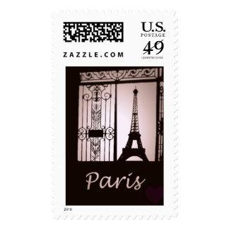 Paris Postage Stamps