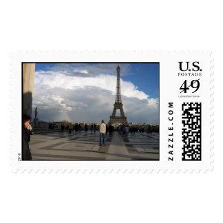PARIS STAMP