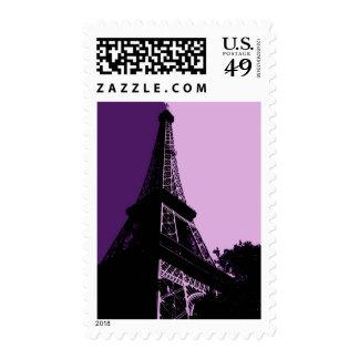 Paris Postage Stamp