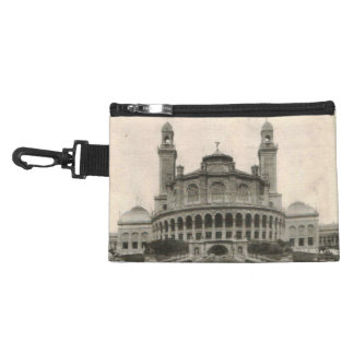 Paris Postcard from around 1905 The Tracadero Accessory Bag