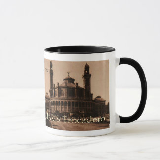 Paris Postcard from around 1905 The Tracadero Mug