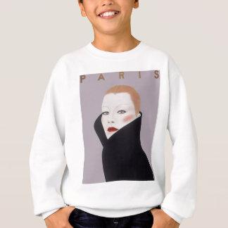 paris pret-a-porter vintage sweatshirt