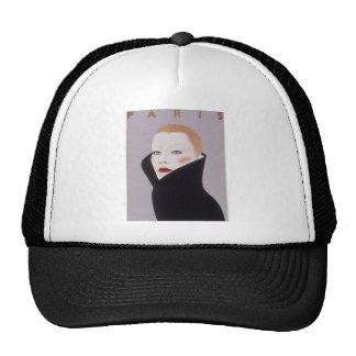 paris pret-a-porter vintage trucker hat