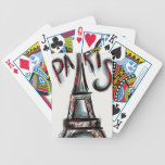 Paris Products Bicycle Poker Deck
