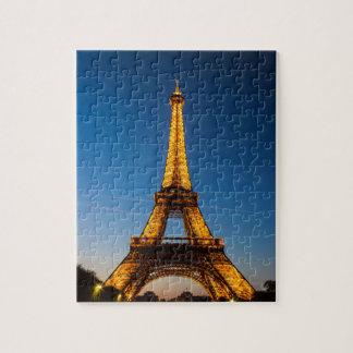 Paris puzzle - Eiffel Tower #8