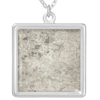 Paris Region of France Silver Plated Necklace