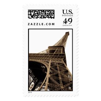 Paris Retro Stamp