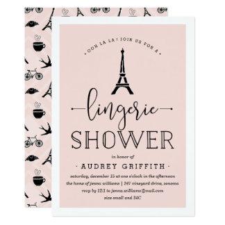 Personalized Bridal Shower Invitation