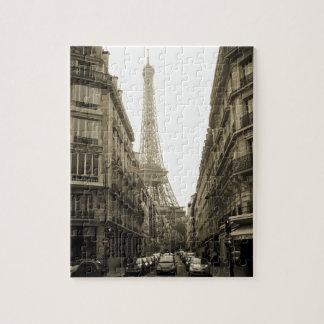 París Rompecabezas