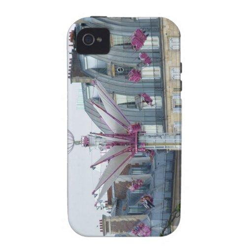 Paris Rooftops Case-Mate iPhone 4 Case