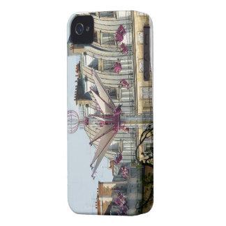Paris Rooftops iPhone 4 Case-Mate Case