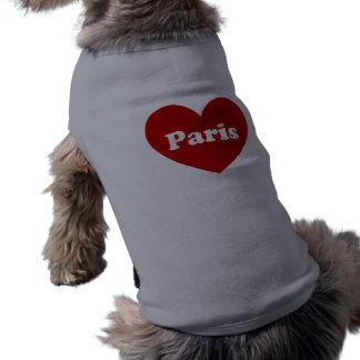 París Prenda Mascota