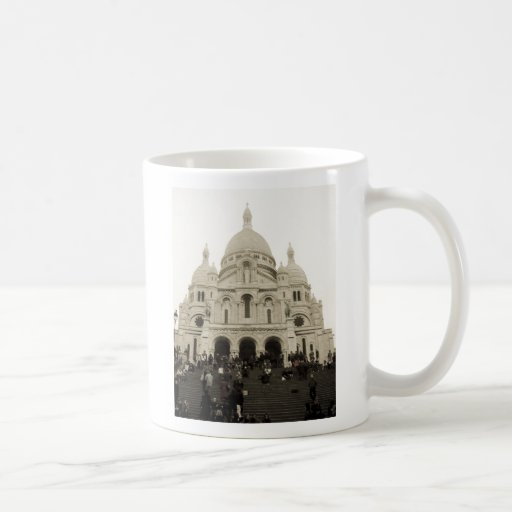 Paris Sacre Couer mug