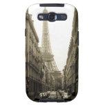Paris Samsung Galaxy S3 Case