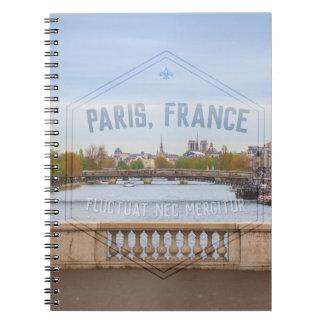 Paris Series 02 Notebook