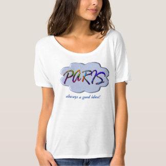 París - siempre una buena idea playera