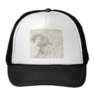 Paris Sing Mesh Hats