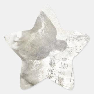 Paris Sing Star Sticker
