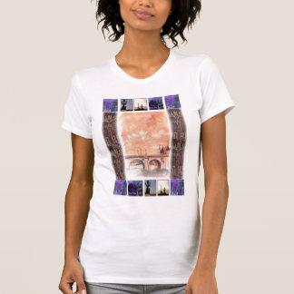 PARIS Sketchbook souvenir T-Shirt