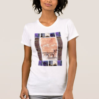 PARIS Sketchbook souvenir T-Shirt