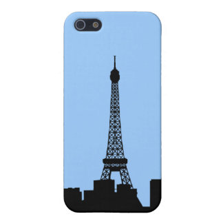 Paris Skyline Case For iPhone SE/5/5s