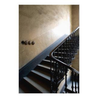 Paris Stairway Photo Art